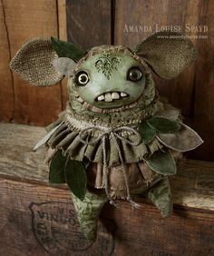 Sprout Dancer by Amanda Louise Spayd