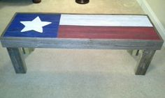 The TX bench we made
