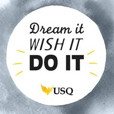 You can do whatever you dream of doing! #motivation #inspiration