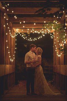 Morwenna and Matthew's Modern Vintage Backyard Pennsylvanian Wedding by Requiem Images