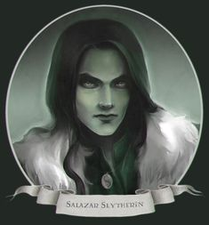 """Salazer Slytherin's family were the only wizards in Ireland to survive St. Patrick's pogrom. The """"snakes"""" that St. Patrick famously drove out were actually Irish witches and wizards with snake correspondences. Salazar's ancestors were the only survivors, and for generations they lived and propagated in secrecy. By the time they produced our founder, the values we've come to consider classically Slytherin were well entrenched in the family, and for good reason."""