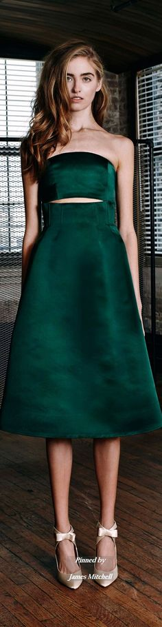 Katie Ermilio Collection Fall 2014 Ready-to-Wear