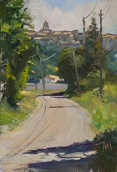 Julian Merrow-Smith:  Road to Sault