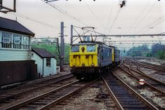 Electric Locomotive, Diesel Locomotive, British Rail, Old Trains, Sheffield, Live, Tops