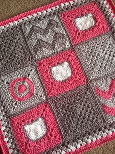 I found this throw,I too have a job at Etsy,But,every now and then,I find a treasure and its a BabyLove Brand Modern NinePatch Patchwork by BabyLoveBrandKids, $87.00