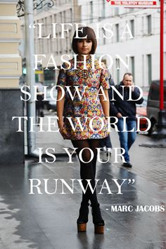 #Inspiring #fashion #quote www.exposar.com