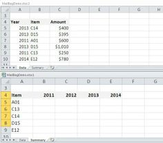 TechRepublic's Excel Guru, Susan Harkins, with a great 'how to' on using Excel 2007+ Sumifs function