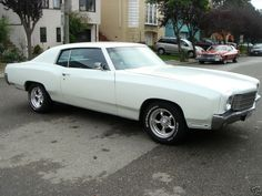 1970 Chevrolet Monte Carlo Pictures: See 127 pics for 1970 Chevrolet Monte Carlo. Browse interior and exterior photos for 1970 Chevrolet Monte Carlo. Chevrolet Monte Carlo, 70s Cars, Pontiac Bonneville, Old School Cars, Classic Chevrolet, Hot Rides, American Muscle Cars, Motor Car, Motor Vehicle