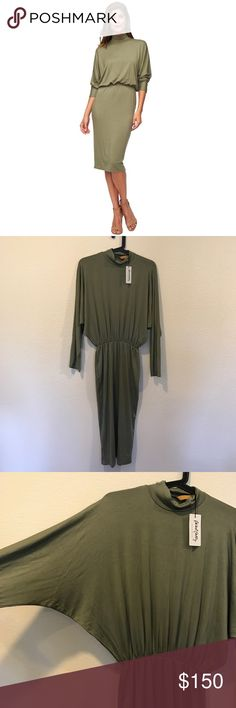 Nwt Rachel Pally Jonas mockneck long sleeve dress New! From Fashion and Frills Blog. No trades. Rachel Pally Dresses Long Sleeve