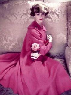 Norman Parkinson, Vogue, 1955