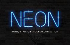 Medialoot - Neon Font