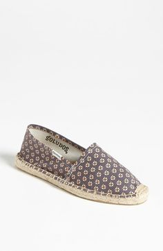 Soludos 'Doodle Dot' Slip-On (Women) available at #Nordstrom