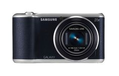 """By combining the latest advances in photography and smart technology, the GALAXY Camera™ 2 takes shooting and sharing to a new level. With 21x Optical Super Long Zoom, black color, 4.8"""" HD Super Clear Touch Display. http://zocko.it/LDEv4"""