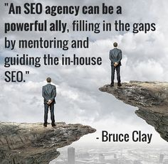 Wondering if SEO is worth it? Bruce Clay, award-winning author & SEO pioneer, shares 6 factors that the C-Suite should think about before embarking on SEO. Seo Agency, Search Engine Optimization, Digital Marketing, Improve Yourself, Reading, Clay, Quotes, House, Clays