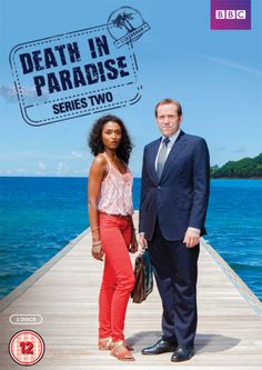 death in paradise BBC tv show featuring DCI Richard Poole