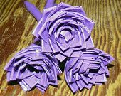 Purple Duct Tape Rose Pens $2.50