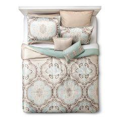 Savoie 8 Piece Comforter Set