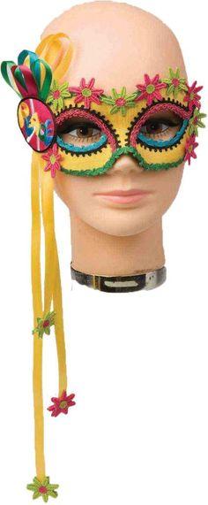 Costume Mask: Hippie Peace Eyemask - 2 UNITS