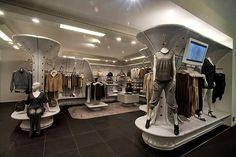 vintage luxury retail design - Google Search
