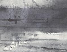 A series of dark landscape paintings. Dark Landscape, Landscape Paintings, Gallery, Landscape Drawings
