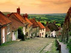 English Village.... and country side!
