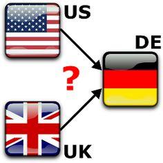 Allgemeine Übersetzungshilfe für englische Häkelanleitungen: Automatische Übersetzungen, Unterscheidung zwischen US- und UK-Anleitungen.