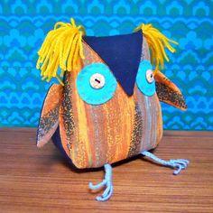 SALE Owl 'tastic Retro Owl £15.00