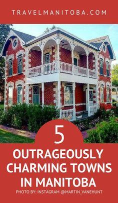 5 outrageously charming towns in Manitoba that you'll want to move to right now Visit Canada, O Canada, Canadian Travel, Canadian Rockies, Canada Destinations, Western Canada, Slow Travel, The Fresh, Day Trips