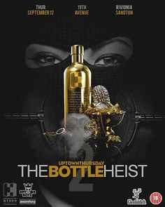 Every next level of your life will demand a different you but wont change you from being a baller! Dont forget its The bottle Heist 2 TONIGHT hosted by & co-hosted by ONLY