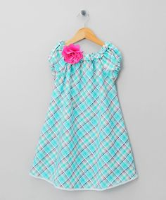 Take a look at this Green Angelic Dress - Infant, Toddler & Girls on zulily today!