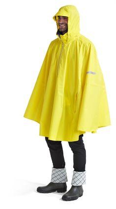 Didriksons Wheely Unisex Rain poncho