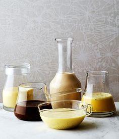 Brown sugar custard :: Gourmet Traveller Magazine Mobile