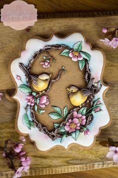 Spring Love Cookie
