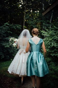 Destination Wedding: Serenity Cottage, Georgian Bay, ON (August 2019)• Natural Wedding Photos by Saidia Photography (www.saidia.ca) #ottawaweddingphotographer Blue Bridesmaid Dresses, Summer Weddings, Georgian, Serenity, Destination Wedding, Wedding Photos, Cottage, Romantic, Natural