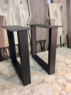 Dining Table Legs, Dining Table Base, Jared Coldwell Metal Table Legs For Sale at O Diy Metal Table Legs, Metal Leg Dining Table, Kitchen Table Legs, Dinning Room Tables, Dining Table Legs, Square Dining Tables, Modern Table Legs, Kitchen Decor, Steel Table Legs