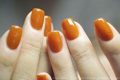 [難儀色]one color nail