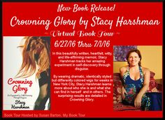 Check out this ‪#‎BookTour‬ featuring, Crowning Glory by Stacy Harshman! Learn more about the book and the author, and enter to win here!