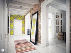 Zdjęcie: Skandynawski minimalizm - Hol / Przedpokój - Styl Skandynawski - NatusDESIGN