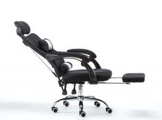 Clearance Emall Life High Back Ergonomic Mesh Swivel Office Chair with Footrest Multi-positions Flexible and Adjustable Desk Chair Black Reclining Office Chair, Work Chair, Swivel Office Chair, Home Office Furniture Design, Home Office Furniture Sets, Furniture For Small Spaces, Cool Office Desk, Best Office Chair, Contemporary Office Chairs