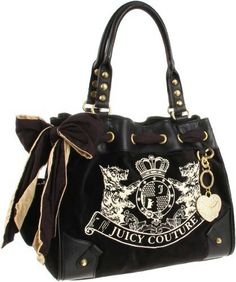 Juicy Couture bag. Love, love, LOVE this!!!