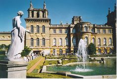 palace of blenheim | File:The West Front, Blenheim Palace. - geograph.org.uk - 138111.jpg