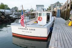 royal lowell lobster boat - Google Search