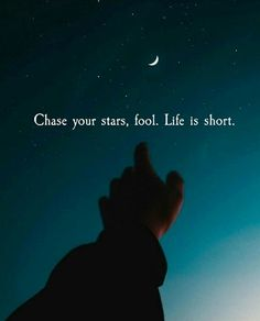 """Chase"" pc: @thequotethief #stars"