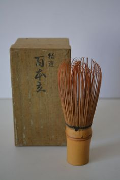 Chasen tea whisk for matcha, powdered green tea