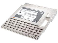1984, Apple MacBook - © Rick English/Hartmut Esslinger und frog team/Arnoldsche Art Publishers