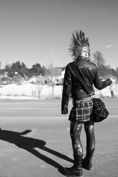 Rock Punk Fashion Punk See More Memories The Good Oldays Just A Thumb And An