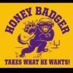 Honey Badger!!