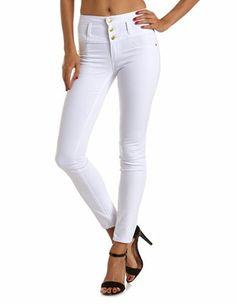 Refuge High Waisted Skinny Jean: Charlotte Russe