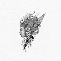💥Slide the picture to see the tattoo💥 Balinese Dancer. Tattooed on @nnardocci . Original artwork done by ink on paper. . . . . . #balinese #balinesedancer #tatts #tattoo #tattoos #tattoolife #blackworkerssubmission #tattooart #simpletattoo #bachtz