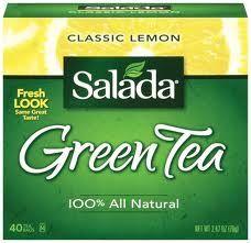 Green tea freebie - Coupon Hauls